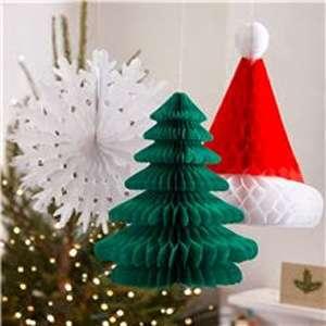 Decoraciones Navidad Vintage
