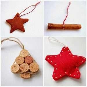 Manualidad Adorno Arbol Navidad Creativos